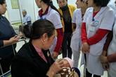 Bé gái bị bỏ rơi tại bệnh viện đã được giao cho làng trẻ mồ côi SOS Hà Tĩnh
