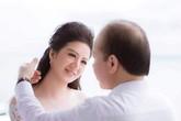 """Ca sĩ Đinh Hiền Anh, vợ Thứ trưởng Bộ tài chính: """"Ông xã đến với tôi với hai bàn tay trắng"""""""