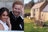 Vợ chồng công nương Meghan Markle bỏ lâu đài sang chảnh sang ở khu trang trại khiến ai cũng sốc với giá tiền của nó
