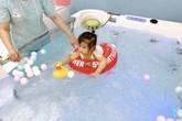 Quy trình bơi cho trẻ dưới 2 tuổi như thế nào là chuẩn và an toàn?