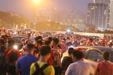 SVĐ Mỹ Đình kẹt cứng người trước trận Việt Nam - Malaysia