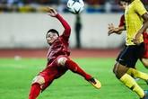 Việt Nam 1-0 Malaysia: Quang Hải ghi bàn đẳng cấp