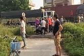 Hải Phòng: Băng qua đường sắt, người đàn ông bị tàu hỏa đâm tử vong