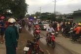 Hàng trăm người dân đổ ra đường xem tai nạn liên hoàn 3 người thương vong