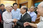 Cử tri Hà Nội vui mừng thấy Tổng bí thư, Chủ tịch nước mạnh khỏe