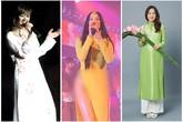 Những mỹ nhân đình đám thế giới này đã từng mặc áo dài Việt nhưng sao lại gây thương nhớ đến vậy!