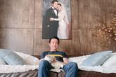 Không chỉ gây xôn xao với màn cầu hôn lãng mạn ở Hy Lạp, Dương Khắc Linh còn khiến chị em ngưỡng mộ khi tậu căn hộ cao cấp để cưới vợ