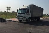 """Đã thu giữ chiếc xe tải đổ dầu thải """"đầu độc"""" nguồn nước sạch Sông Đà"""