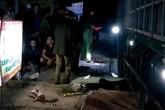 Hà Tĩnh: Xe máy kẹp 3 đâm vào đuôi xe tải, ba người thương vong