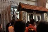 Hé lộ nguyên nhân cái chết của nam thanh niên khi thau rửa bể nước ở Hà Nội