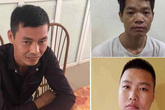3 đối tượng đổ trộm dầu thải ra nguồn nước sạch sông Đà bị khởi tố