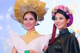 """Hoa hậu Phương Khánh nói gì về giọng hát """"tệ"""" của Hoàng Hạnh tại Miss Earth 2019?"""