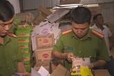 Gần 12 tấn hạt nêm, bột ngọt giả sắp tuồn ra thị trường