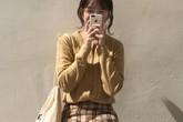 Kiểu áo khoác vừa ấm vừa đẹp chuẩn sống ảo Instagram khi trời se lạnh