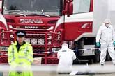 Cảnh tượng gây ám ảnh của 39 nạn nhân khi bị phát hiện tử vong trong xe đông lạnh ở Anh