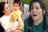 """Nhật Kim Anh """"Tiếng sét trong đêm"""":  Bầm dập trong phim, ngoài đời ở biệt thự và cuộc chiến giành quyền nuôi con"""