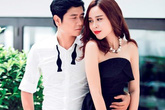 """Trước tin ly hôn bị lộ, vợ chồng Lưu Hương Giang - Hồ Hoài Anh vẫn """"tình bể tình"""" trong trang phục đồng điệu khiến ai cũng ngỡ ngàng"""