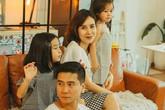 Tiếc nuối khoảnh khắc đời thường hạnh phúc bên 2 con gái của Lưu Hương Giang - Hồ Hoài Anh