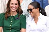 Công nương Kate bất ngờ có thái độ khác hẳn với Meghan sau màn khóc lóc của em dâu trên truyền hình
