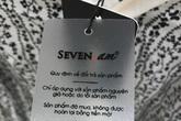 Bị tố cắt mác Trung quốc, Giám đốc hãng thời trang Seven.Am vẫn khẳng định sản xuất trong nước