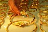 Giá vàng hôm nay 11/11: Đầu tuần quay đầu bật tăng