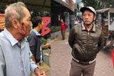 """Hà Nội: Cụ ông 80 tuổi bị đánh dã man vì  nghi """"tranh địa bàn"""" với xe ôm"""