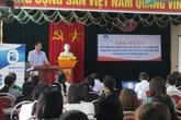 Tập huấn truyền thông, quản lý và phân phối các sản phẩm trong Đề án 818 tại Thái Bình