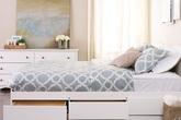 Những kiểu giường đột phá về thiết kế và sự tiện dụng cho phòng ngủ tí hon