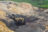 """Mục sở thị đại công trường khai thác """"vàng đen"""" ở Bắc Giang"""
