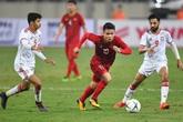Nhìn từ chiến thắng UAE: nền tảng thể lực - bệ phóng cho đội tuyển Việt Nam bay cao
