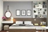 Tư vấn thiết kế căn hộ tập thể 52m² với chi phí 140 triệu đồng