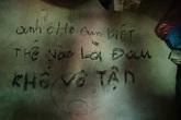 Ám ảnh những dòng chữ người cha tự tử cùng 2 con viết lại cho vợ