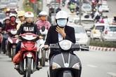 Không khí lạnh đã chạm đến nước ta, Hà Nội giảm nhiệt mạnh từ chiều nay