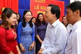 Bộ trưởng Phùng Xuân Nhạ: Mong thầy cô sẽ giữ mãi nhiệt huyết, đam mê với nghề