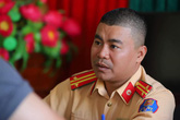 Phó Thủ tướng Thường trực gửi thư khen chiến sĩ CSGT dũng cảm cứu người trong vụ xe Mercedes gây tai nạn kinh hoàng ở Hà Nội