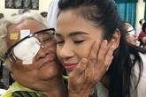 Việt Trinh góp 4,2 tỷ đồng cho bệnh nhân nghèo