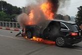 Vụ xe Mercedes gây tai nạn kinh hoàng tại Hà Nội: Xác định được danh tính một số nạn nhân