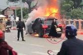 Vụ nữ tài xế Mercedes gây tai nạn kinh hoàng:
