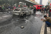 Lời kể của nữ sinh thoát chết trong vụ xe Mercedes gây tai nạn kinh hoàng