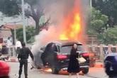 Sẽ tổ chức gặp mặt, biểu dương 2 công dân cứu người trong vụ xe Mercedes gây tai nạn kinh hoàng tại Hà Nội