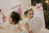 Hai con gái siêu đáng yêu của Hoài Lâm
