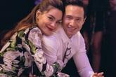 Bỏ qua hiềm khích, cặp đôi Hồ Ngọc Hà - Kim Lý chăm chú theo dõi Lệ Quyên trình diễn thời trang