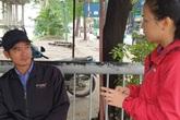 2 người xe ôm dũng cảm kể lại giây phút cùng CSGT cứu nạn nhân mắc kẹt dưới gầm xe Mercedes rực lửa