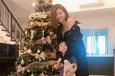 Phan Hoàng Thu trang trí nhà đón Giáng sinh