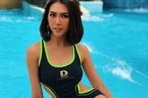 Ứng cử viên sáng giá của Hoa hậu Hoàn vũ Việt Nam 2019 khiêm tốn chiều cao vẫn khoe đường cong nóng bỏng