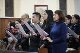 Người Việt ở London tổ chức cầu nguyện cho 39 người chết tại Essex