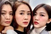 Nhan sắc 4 diễn viên gây chú ý trong 'Hoa hồng trên ngực trái'