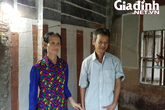 Cụ bà 73 tuổi một mình nuôi con tật nguyền ở Bắc Giang xin ra khỏi hộ nghèo
