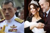 """Bi kịch của Nhà vua Thái Lan, cựu Vương Malaysia: Nỗi tức giận của đàn ông bị vợ """"cắm sừng"""""""