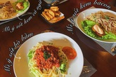 """""""Học lỏm"""" công thức làm spaghetti – món ngon ưa thích của giới trẻ Việt Nam"""